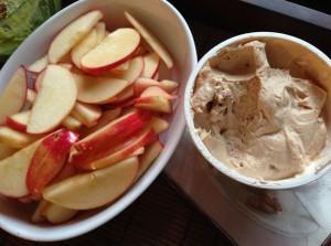 Peanut Butter Mousse (1)