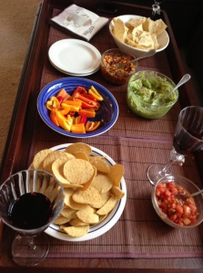 Book Club Chips & Dip